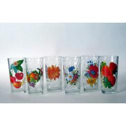 Набор из 6 стаканов .