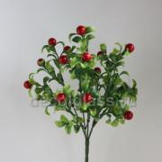 Брусника ягоды букет 30 см