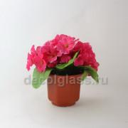 Примула /кашпо розовая 13 см