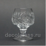 Набор хрустальных рюмок с0009/19 V-70 H-72 D-56
