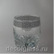 Стакан для виски (версаче орнамент))