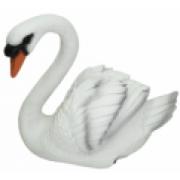 Лебедь 12.22 - фигура садовая
