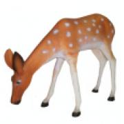 Олениха 18.06 - фигура садовая (43*57см)